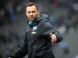 Pál Dárdai sieht sein Team für das Spiel gegen den HSV gut gerüstet