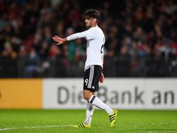 BVB-Profi Mahmoud Dahoud hat in der U21 bereits seine Rolle gefunden