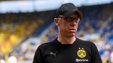 Austria Wien verhandelt mit Peter Stöger über eine Rückkehr als Sport-Vorstand