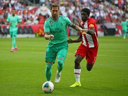 """Red Bull Salzburg machte beim Test gegen die """"Königlichen"""" von Real Madrid eine gute Figur"""