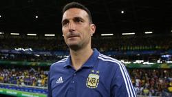 Scaloni quiere llevar a Argentina al Mundial de 2022.