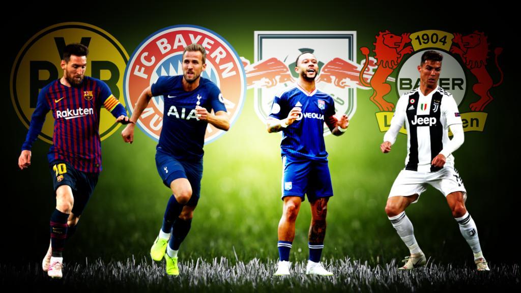 Die Gegner von BVB, FC Bayern, RB Leipzig und Bayer Leverkusen im Porträt