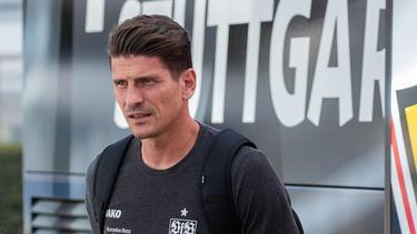 Mario Gomez verteidigte Holger Badstuber