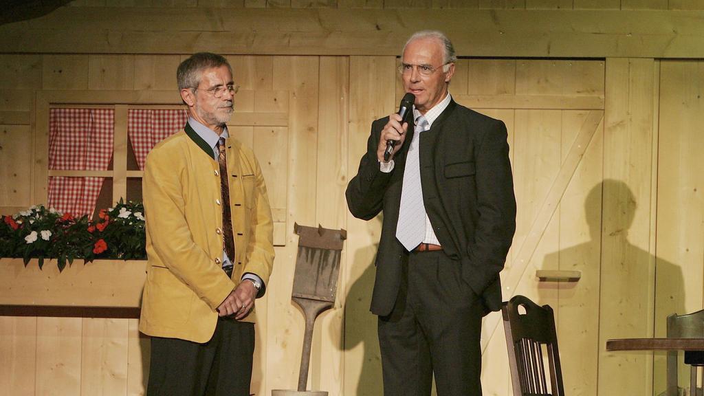 Als Gerd Müller (l.) und Franz Beckenbauer (r.) den FC Bayern groß machten, ging nicht alles mit rechten Dingen zu