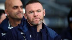 Für Wayne Rooney wird es wieder ernst