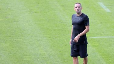 Franck Ribéry spielte bis 2019 beim FC Bayern