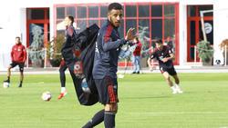 Corentin Tolisso ist zurück im Teamtraining des FC Bayern