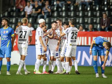 Der LASK steht im Achtelfinale des ÖFB-Cups.