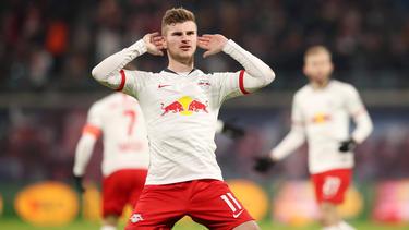 Wechselt Timo Werner nach England statt zum FC Bayern?