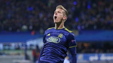 Dani Olmo soll bei RB Leipzig auf dem Zettel stehen