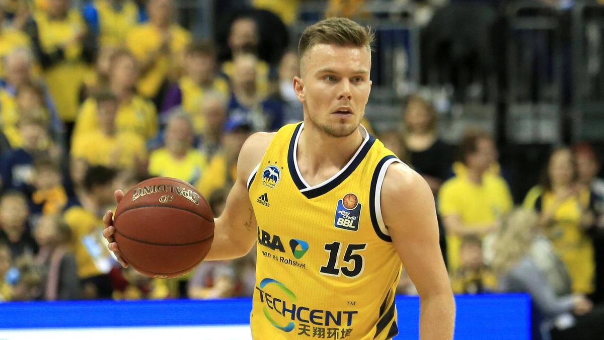 Martin Hermannsson war mit 17 Punkten Topscorer von ALBA