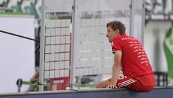 Zum neunten Mal Meister mit dem FC Bayern: Thomas Müller