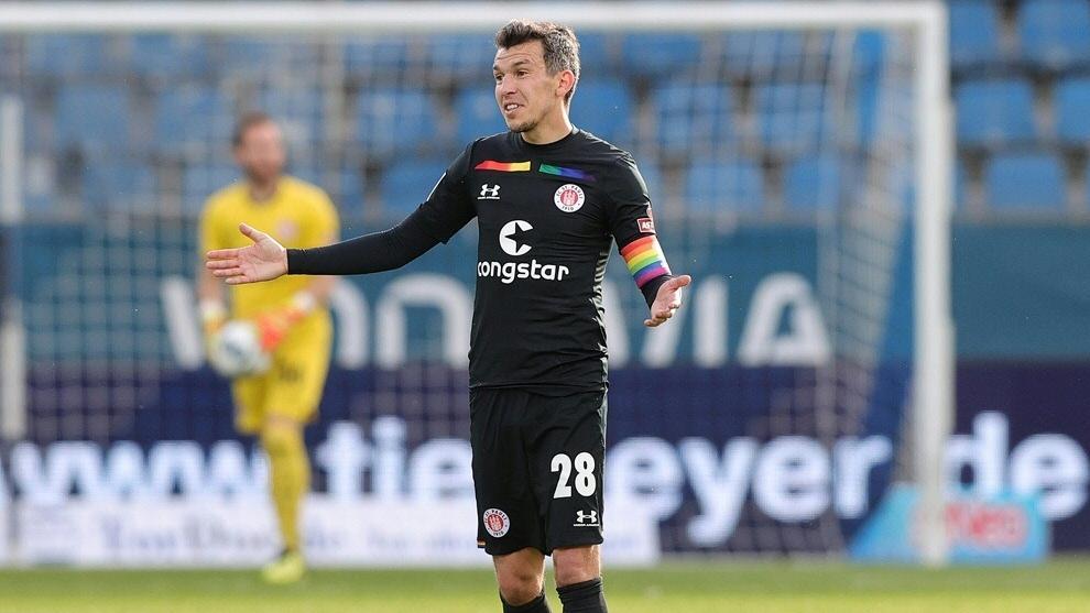 Sobota erhält keinen neuen Vertrag beim FC St. Pauli