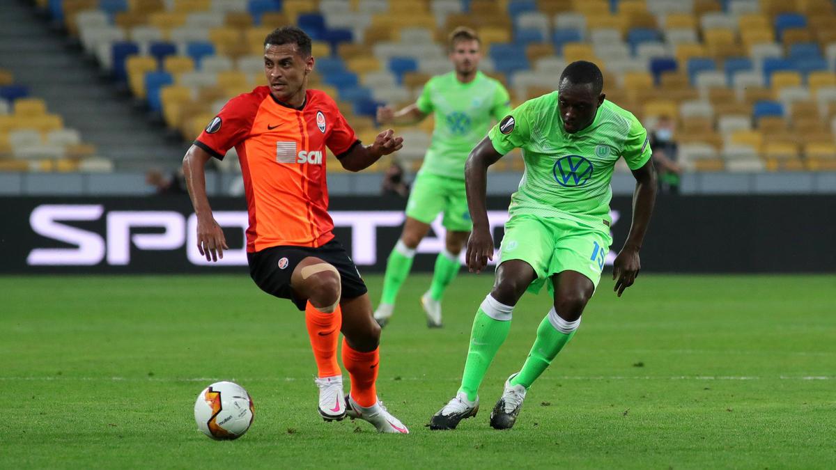 Der VfL Wolfsburg ist in Donezk gescheitert
