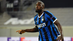 Romelu Lukaku ist der Torgarant von Inter Mailand