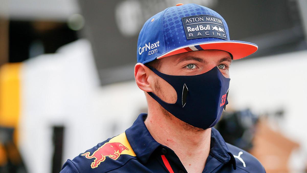 Max Verstappen hätte kein Problem damit, auch 2021 neben Alex Albon zu fahren