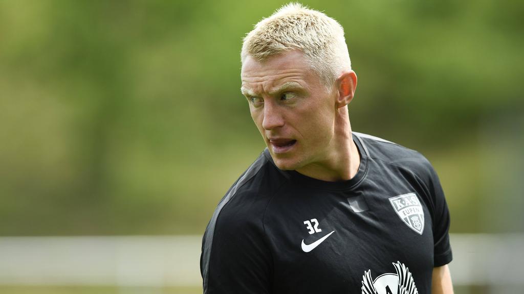 Ist Publikumsliebling beim belgischen Erstligisten KAS Eupen: Andreas Beck