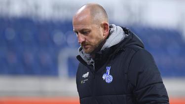 Torsten Lieberknecht wurde beim MSV Duisburg entlassen
