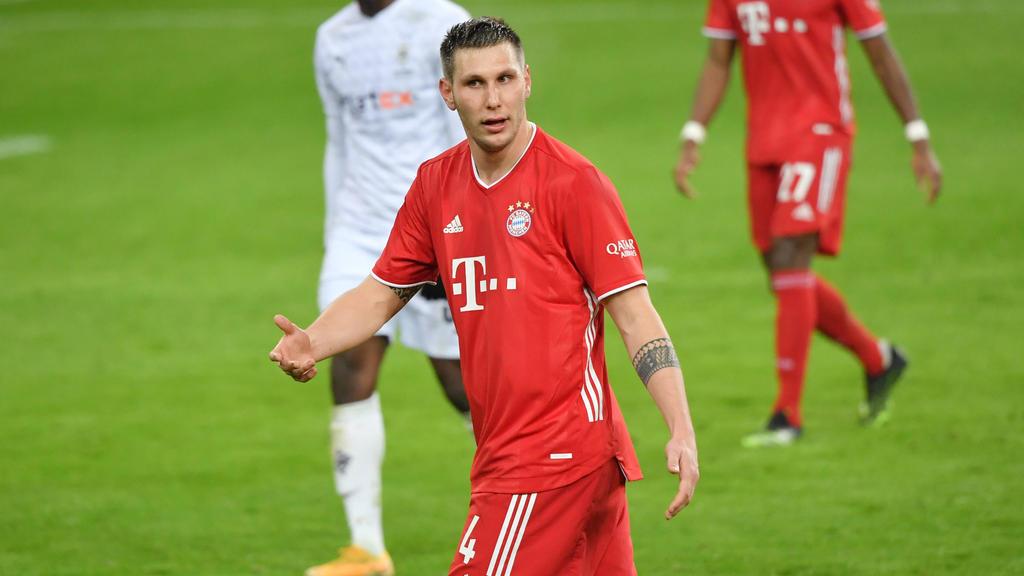 Niklas Süle wird den Ansprüchen beim FC Bayern aktuell nicht gerecht