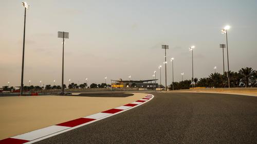 Die Formel 1 wird in diesem Jahr auf der GP-Strecke von Sakhir testen