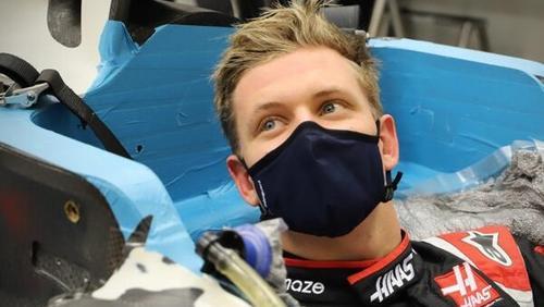 Mick Schumacher gibt in der Saison 2021 sein Debüt in der Formel 1