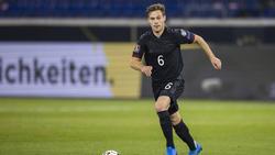 Joshua Kimmich spielt nicht nur beim FC Bayern groß auf