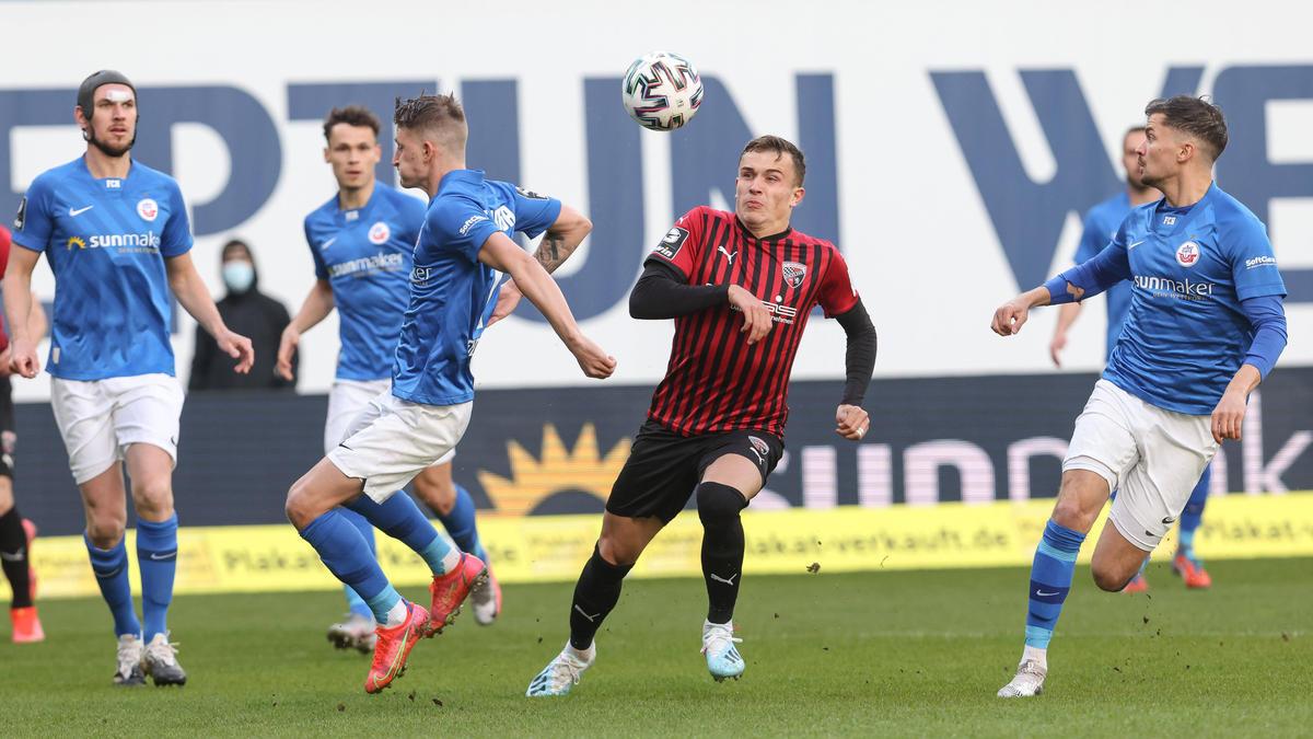 Dynamo Dresden kam nicht über ein Remis gegen den SC Verl hinaus