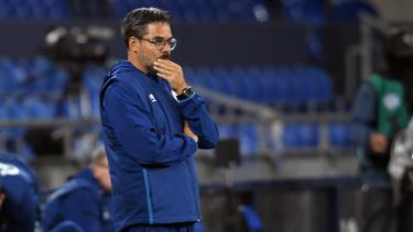 David Wagner wurde 2020 beim FC Schalke 04 entlassen