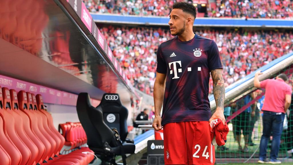 Wie geht es für Tolisso beim FC Bayern weiter?