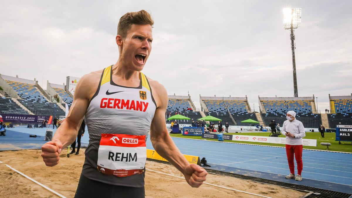 Markus Rehm will bei Olympia starten
