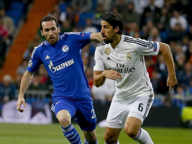 Heldt Khedira Würde Schalke Gut Zu Gesicht Stehen