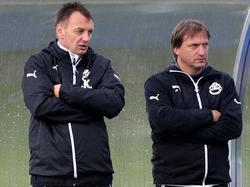 Trainerwechsel beim SV Horn