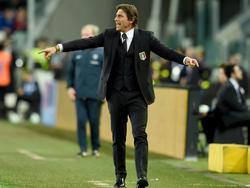 Antonio Conte plant längerfristig mit der Nationalmannschaft