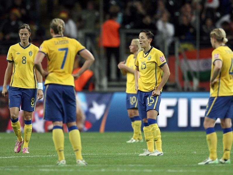 Vom Platz Gefegt Schweden Tanzt Nicht Mehr