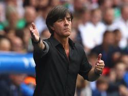 Der Bundestrainer haderte mit der Chancenverwertung