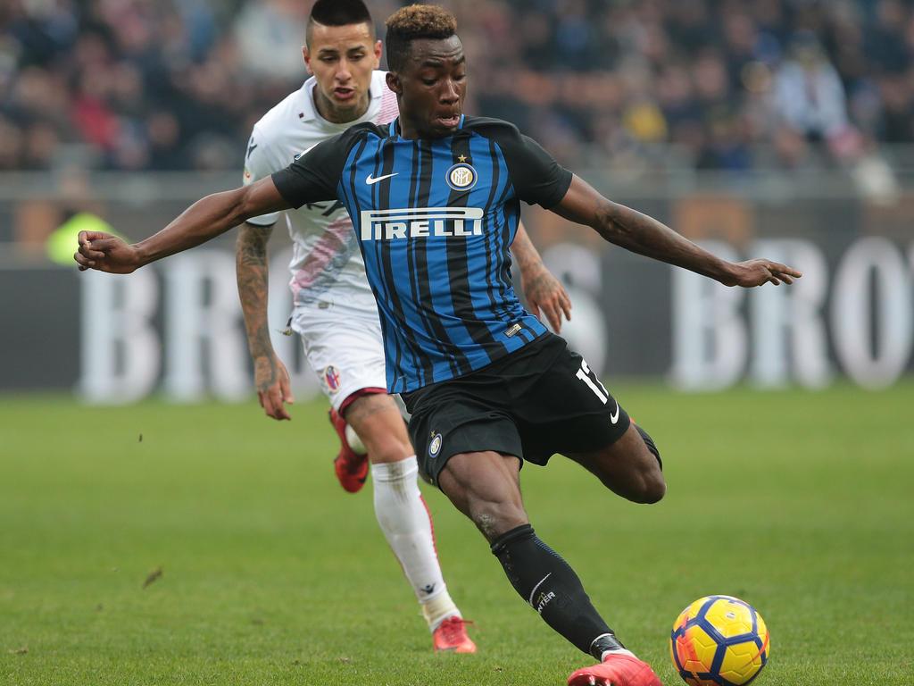 Yann Karamoh of Inter