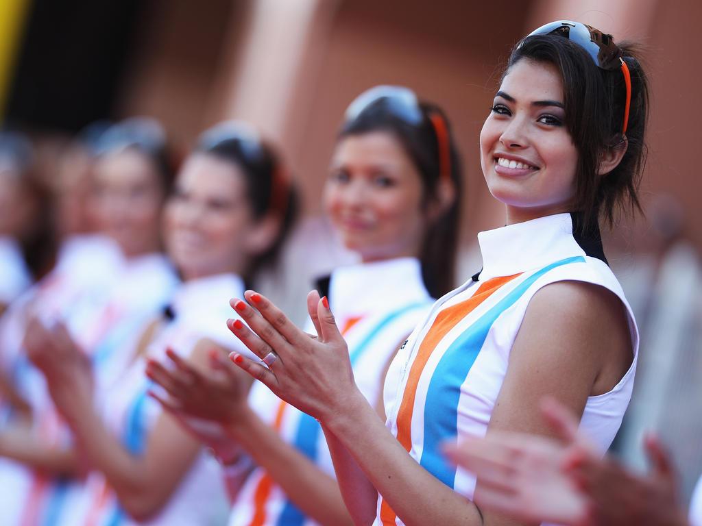 Die Grid Girls kehren in Monaco zurück in die Formel 1