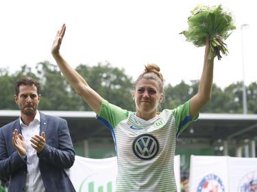 Luisa Wensing verabschiedet sich aus Wolfsburg