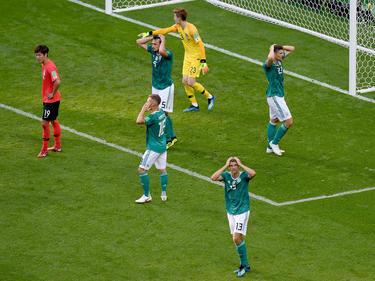 Alemania se despide del Mundial con sólo una victoria. (Foto: Getty)