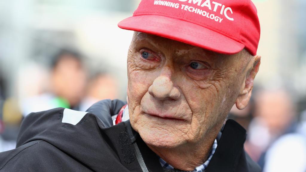 Niki Lauda hat die Operation hervorragend überstanden