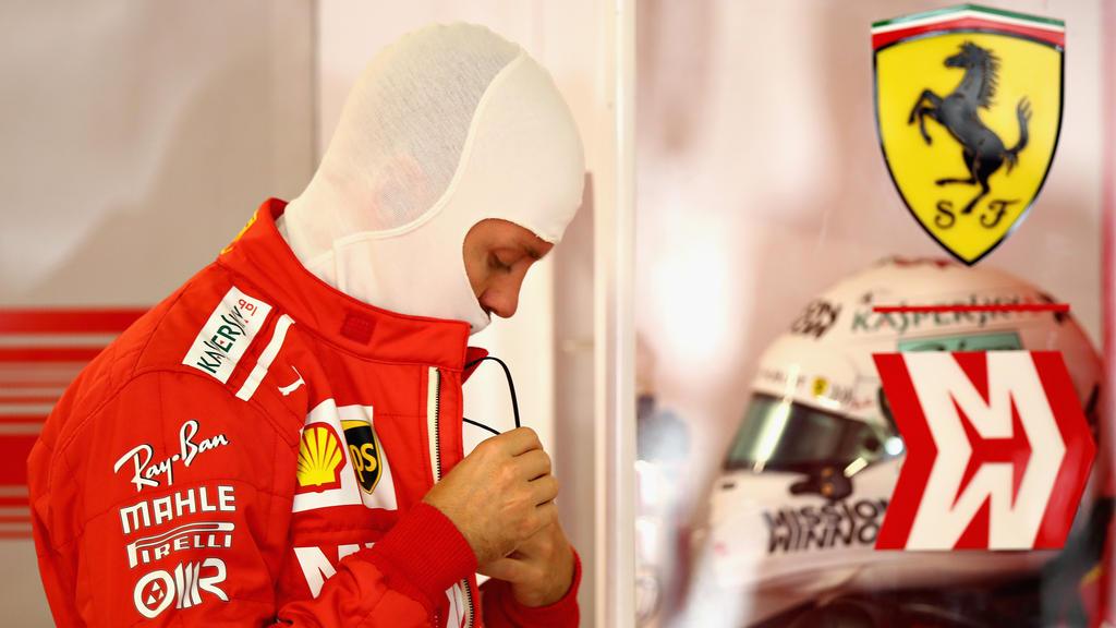 Nach Sergio Marchionnes Tod ging es mit Arrivabenes Ferrari-Team rund um Sebastian Vettel bergab