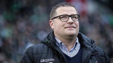 Max Eberl gehört seit 20 Jahren zur Borussia