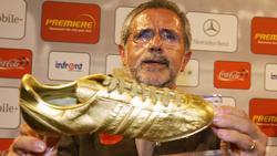 Gerd Müller erzielte 365 Bundesligatore für den FC Bayern