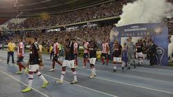 El Paranaense salió airoso del primer duelo por la final. (Foto: Getty)