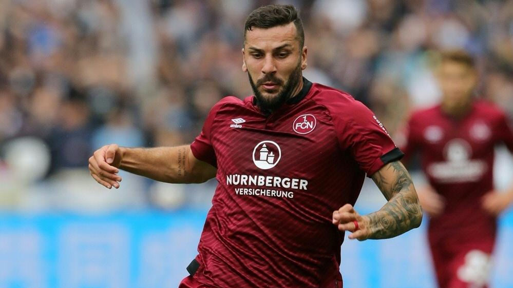 Mikael Ishak ist gegen Schalke wieder einsatzbereit