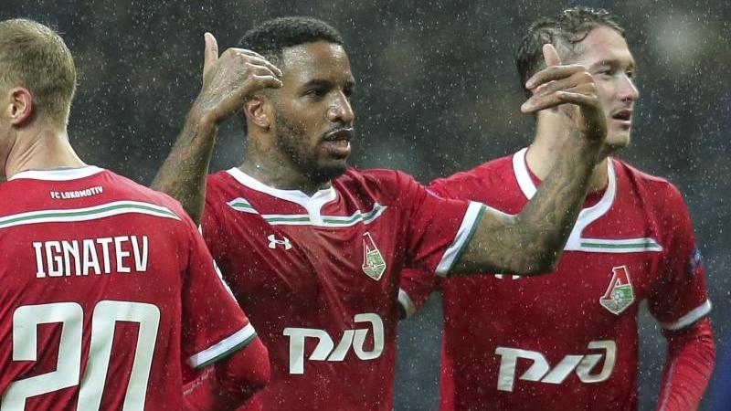Der frühere Schalker Jefferson Farfan traf doppelt für Moskau