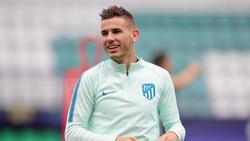 Lucas Hernández ist bis Saisonende noch an Atlético Madrid gebunden