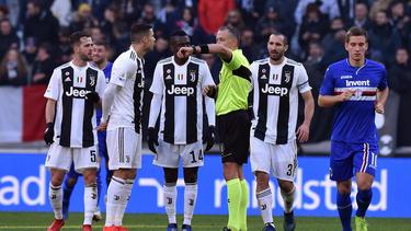 La Juventus quiere construir un equipo temible. (Foto: Getty)