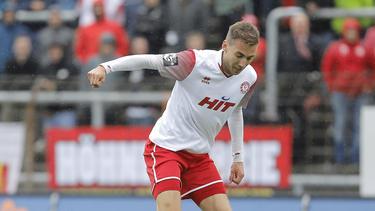 Fortuna Köln spielte in Großaspach nur remis