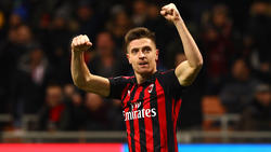 Krzysztof Piatek lässt den AC Mailand träumen